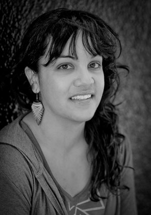 Michelle Chandra headshot
