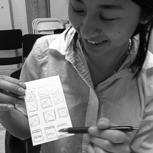 Jessica Tests Prototype!