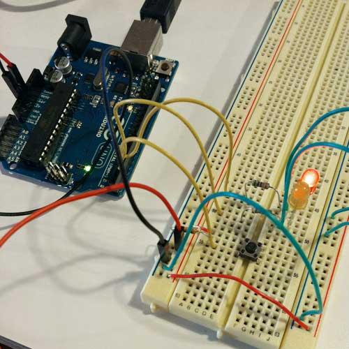 Arduino LED Switcheroo