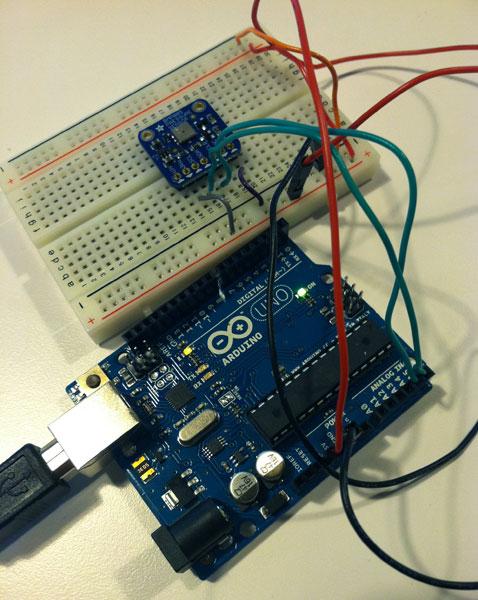 arduino uno - BMP280 returns 0 - Arduino Stack