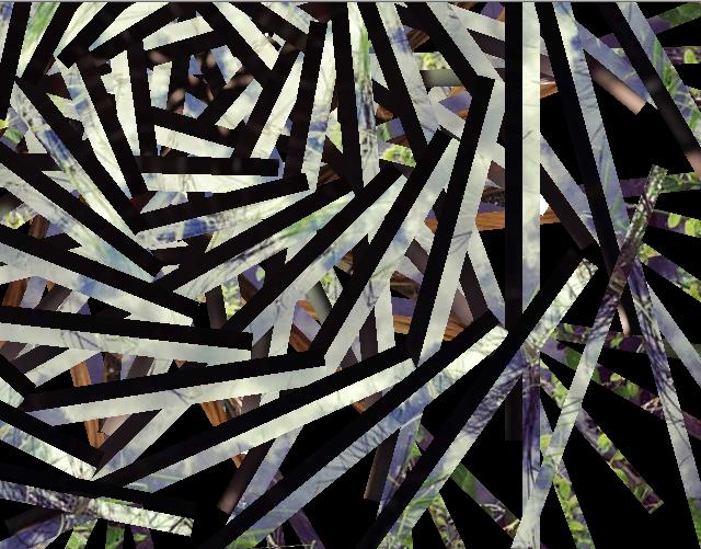 Kaleidoscope Weirdness