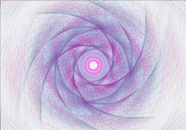 Spirograph Time One