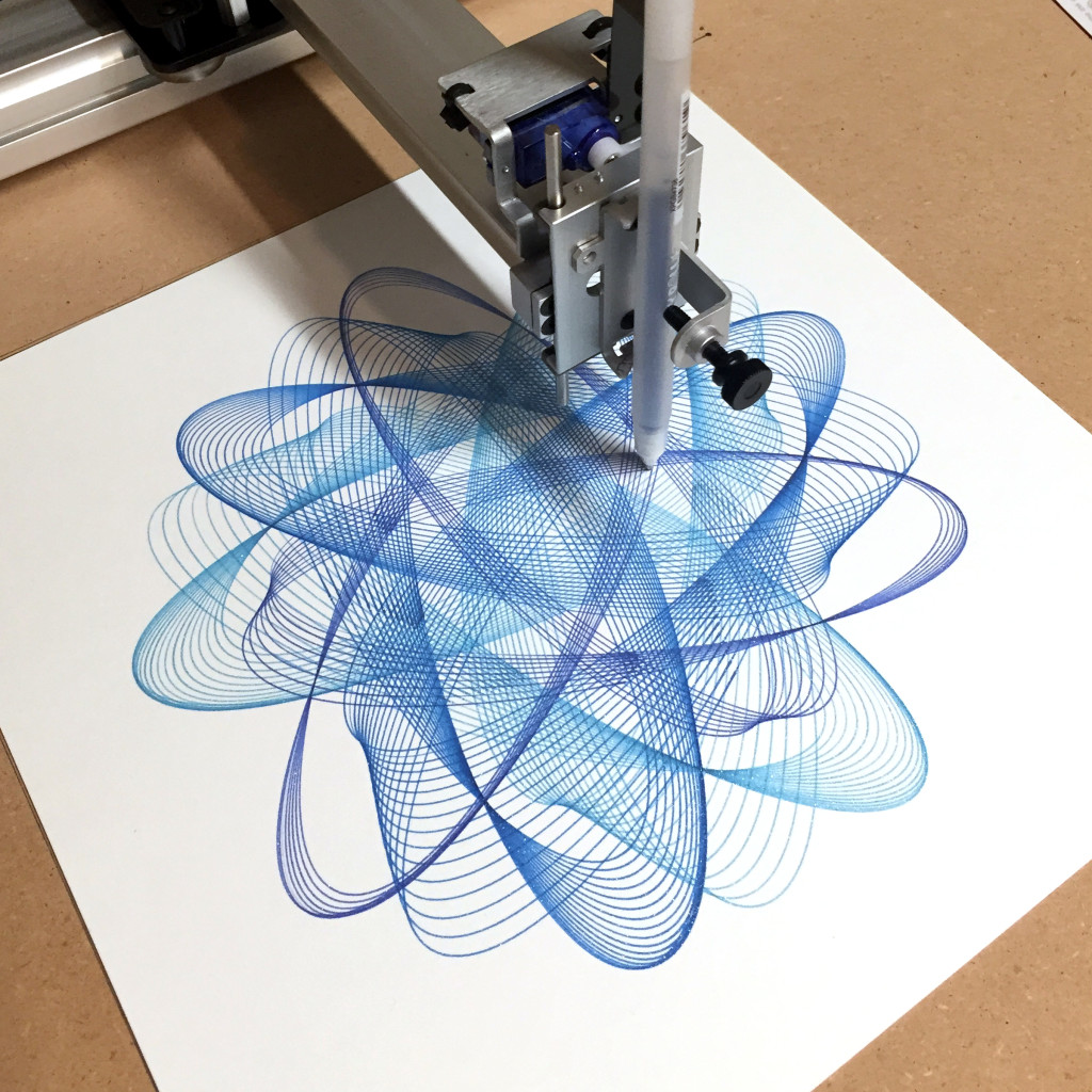 axidraw generative art print